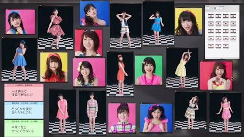 【MV】考える人_Short_ver._Team4_AKB48_公式-0