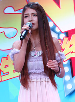 SNH48 WangYiWen 2013.jpg