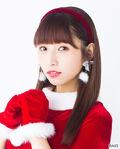 Kurihara Sae HKT48 Christmas 2018