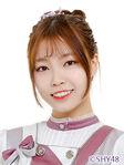 Qu YueMeng SHY48 Mar 2018