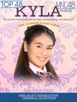 1stGE MNL48 Kyla Angelica Marie