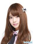 He XiaoYu SNH48 May 2015