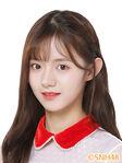 Jiang Shan SNH48 Oct 2018