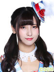 Chen NanXi GNZ48 Oct 2016