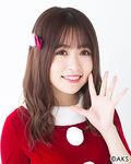 Tomiyoshi Asuka HKT48 Christmas 2018