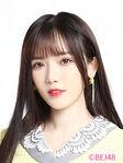 Zhang HuaiJin BEJ48 June 2020