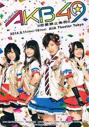 AKB49 Musical Poster.jpg