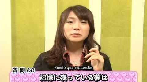 Akb48_Oshima_Yuko_(sub_español)