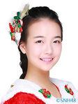 Yu JiaYi SNH48 Dec 2015