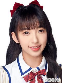 Zhu HanJia SNH48 September 2021.jpg
