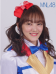 2018 Oct MNL48 Kaede Rivera Ishiyama