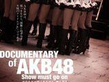 DOCUMENTARY of AKB48 Show must go on Shoujo-tachi wa Kizutsuki Nagara, Yume wo Miru