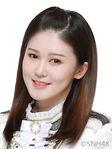 Wen JingJie SNH48 Jun 2018