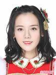 Zhang HuaiJin BEJ48 Dec 2016