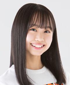 Hirayama Mai NMB48 Debut 2020.jpg