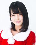 Mizukami Rimika HKT48 Christmas 2018