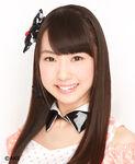 SKE48 Kumazaki Haruka 2014