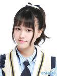 Zhang YunWen SNH48 May 2015
