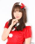 Nara Miharu NGT48 Christmas 2020