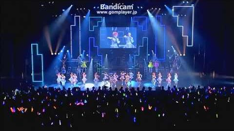 NMB48 青春のラップタイム