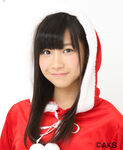 SKE48 Dec 2015 Ota Ayaka