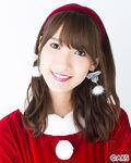 Tanaka Natsumi HKT48 Christmas 2018