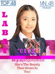 1stGE MNL48 Princess Labay