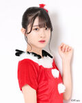 Ogoe Haruka NGT48 Christmas 2020