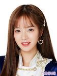 Zhang Xi SNH48 Oct 2019