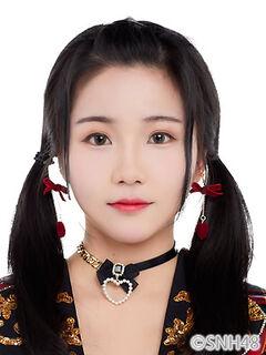 Zhang ShiYun SNH48 June 2021.jpg