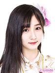 Zhao JiaRui SHY48 June 2017