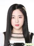 Zhao XinYu GNZ48 June 2018