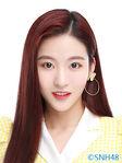 Sun Rui SNH48 June 2020