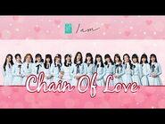 【Official Lyrics Video】Chain of love - CGM48