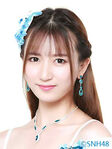 Wu ZheHan SNH48 Oct 2016