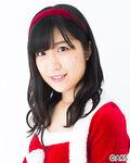 Shimono Yuki HKT48 Christmas 2018