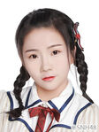 Zhang ShiYun SNH48 April 2021