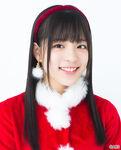 Nagano Miyabi HKT48 Christmas 2018