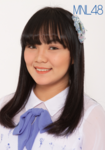 2019 April MNL48 Christine Ann Coloso