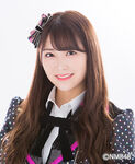 Shiroma Miru NMB48 2019
