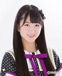 Nakano Mirai NMB48 2019