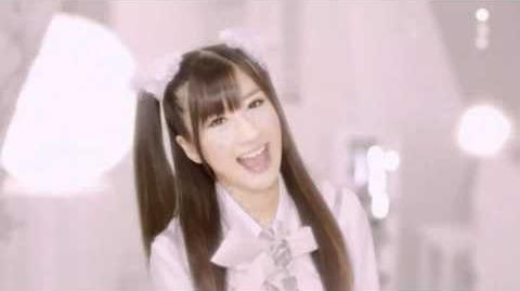 AKB48 「チャンスの順番」 CM