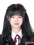 Tian ZhenZhen CKG48 Oct 2017