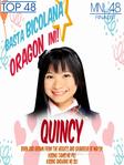 1stGE MNL48 Quincy Josiah