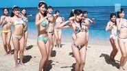 SNH48 夏日主题泳装MV《马尾与发圈》2015版 ポニーテールとシュシュ2015
