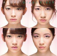 AKB48 - Green Flash Type A Reg.jpg