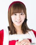 Sakaguchi Riko HKT48 Christmas 2018