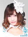 Shen ZhiLin SNH48 Oct 2015