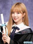 Kong XiaoYin Graduation