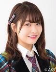 2018 AKB48 Nakanishi Chiyori